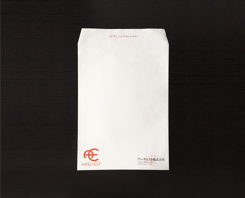 府中 封筒 デザイン